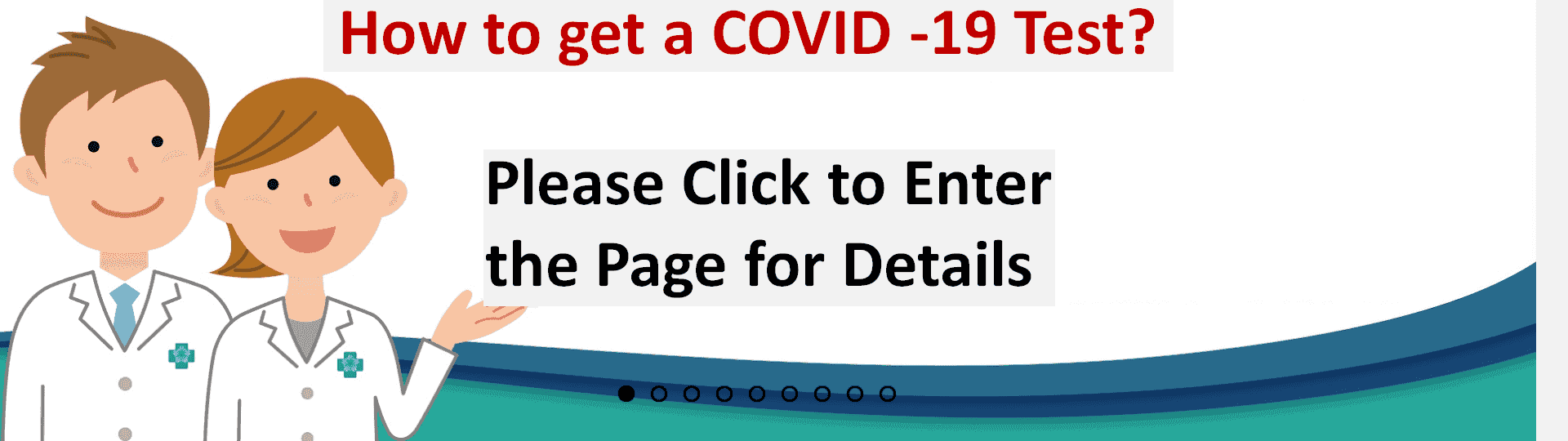 How to get a COVID -19 Test?