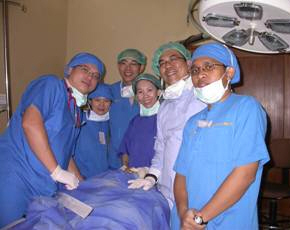 Free Surgical Treatment Offered to Indonesian Patients