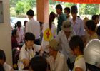 Free Medical Care  Offered in Vietnam
